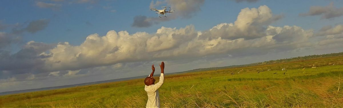 ThirdEye Flying Sensors